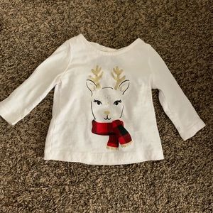 Reindeer Winter Shirt